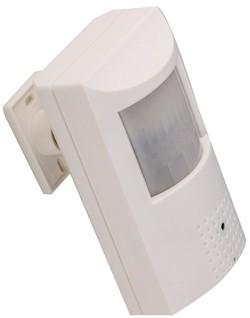 Bewegingsmelder met IP Camera
