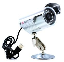 IR Beveiligingscamera met Interne Opslag