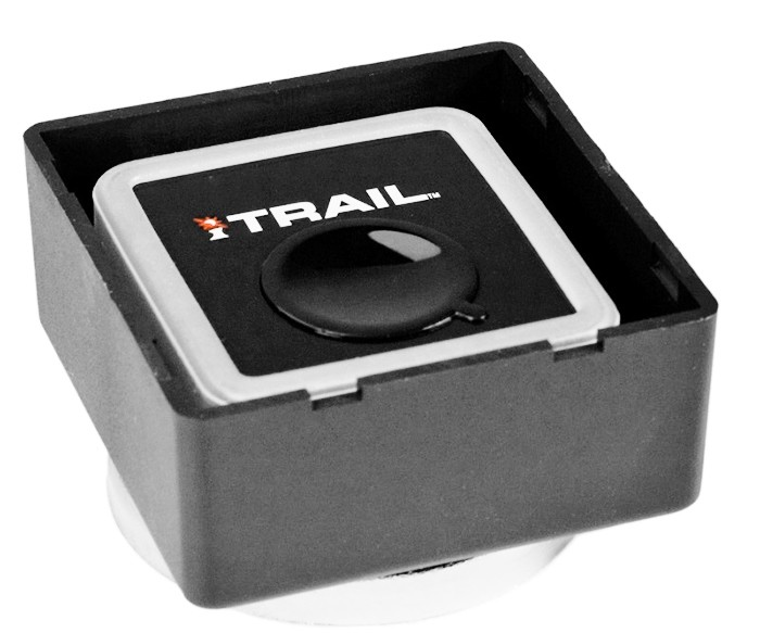iTRAIL de nieuwe trackstick gpslogger