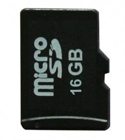 TakeMS 16Gb Micro Secure Digital (SD/SDHC) kaart Class 6