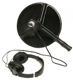 Parabool Microfoon