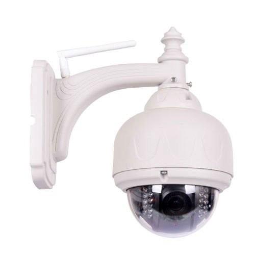 HD Dome Outdoor IP Camera