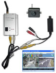Draadloos Mini Camerasysteem voor PC