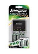 Energizer Quattro+ Alles lader