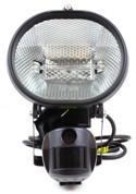 Buitenlamp met sensor en camera