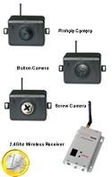 Draadloos Mini Camerasysteem